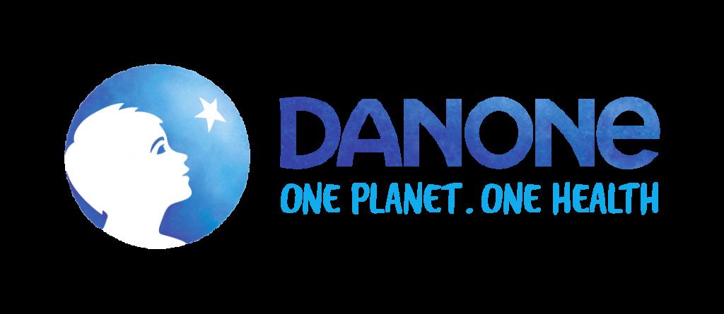 Logo Danone partenaire de RSSM